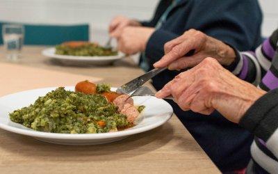 Déficience sensorielle personnes âgées